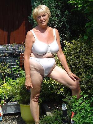 Sexy older mature women slut pics