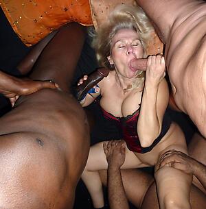 Xxx mature interracial porn gallery