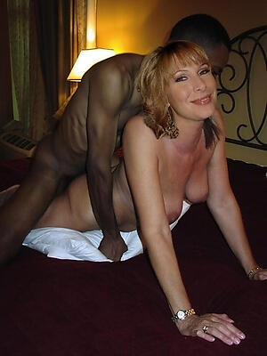 Amateur pics be required of mature interracial sex