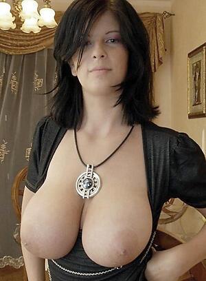 Slutty impenetrable mature nude