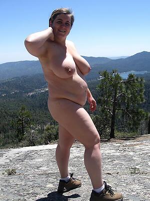 Slutty nude mature xxx