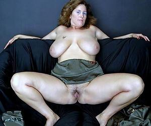 Hot porn of erotic german mature pussy