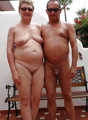 Gorgeous mature older couples unorthodox pics