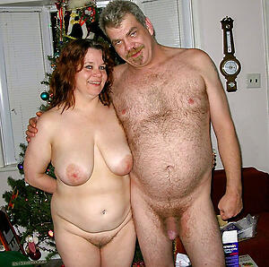 Grotty mature uk couples mow