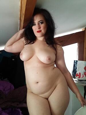 Naughty chubby mature fuck