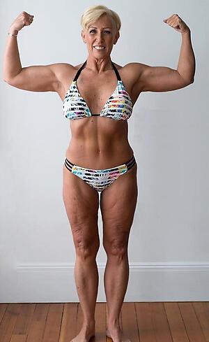 Reality mature muscle woman hot pics