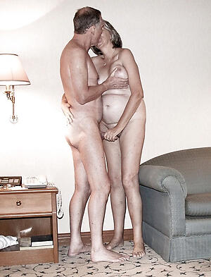 Nude old couples snapshot