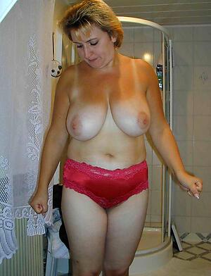 Nude chunky mature women