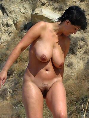 Hot porn of mature nude beach