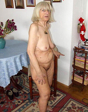 Reality mature old granny