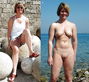 X-rated mature before and after slut pics