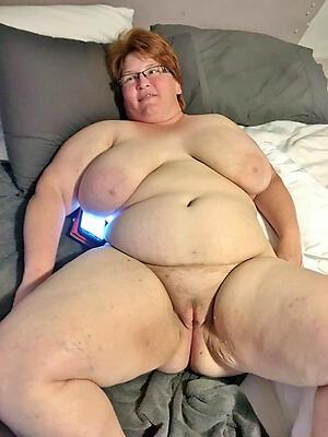 Gorgeous mature bbw pussy photo