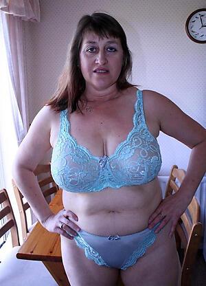 Slutty sexy lingerie mature