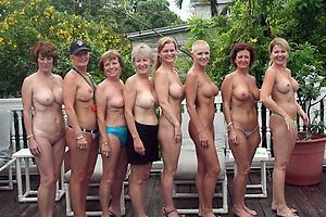 Beautiful sexy mature milfs naked photo