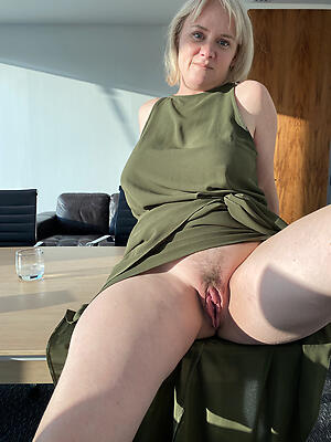 Naked mature public upskirt