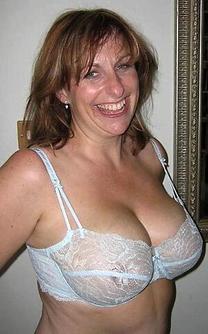Naughty big tit mature women verandah