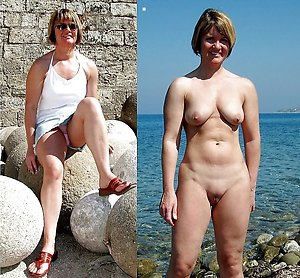 Amateur pics of women dressed & undressed