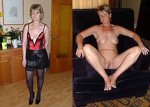 Free dressed undressed women photos