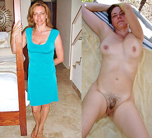 Free women dressed then undressed pics