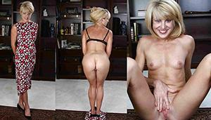 Free dressed undressed matures photos