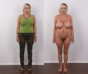 Private dressed undressed milf pics