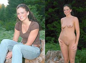 Best pics of amatuer dressed undressed