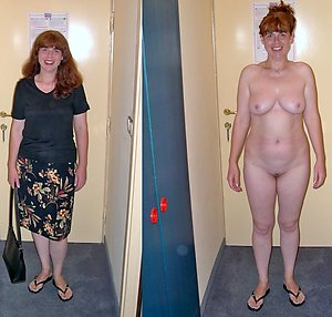 Handsome older slut dressed undressed images