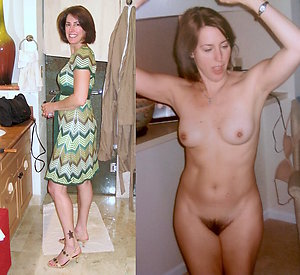 Free dressed undressed mature girls