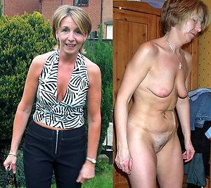 Hot mature dressed undressed amateurs pictures
