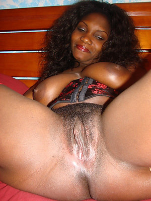 Perfect busty ebony mature women