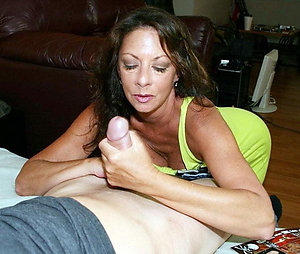 Pretty hot old girlfriend nude photo