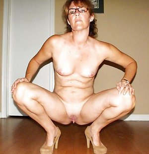 Pretty horny mature women with glasses