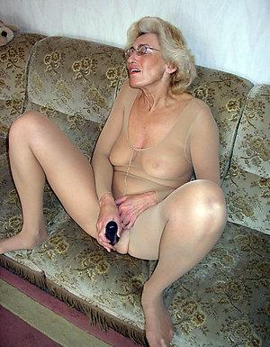 Slutty busty granny amateur photos