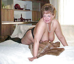 Best pics of mature nude granny