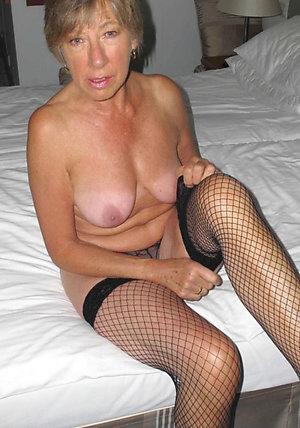 Sweet amateur granny panties pics
