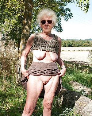 Inexperienced hot old granny pics