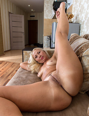 Favorite Betsy sexy mature long legs