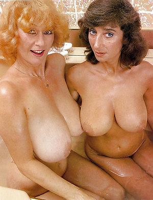 Sweet mature lesbian seduces pics
