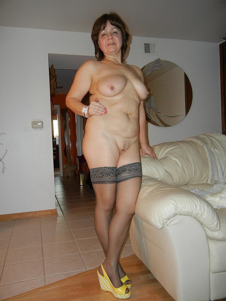 Mature Amateur Homemade Chubby