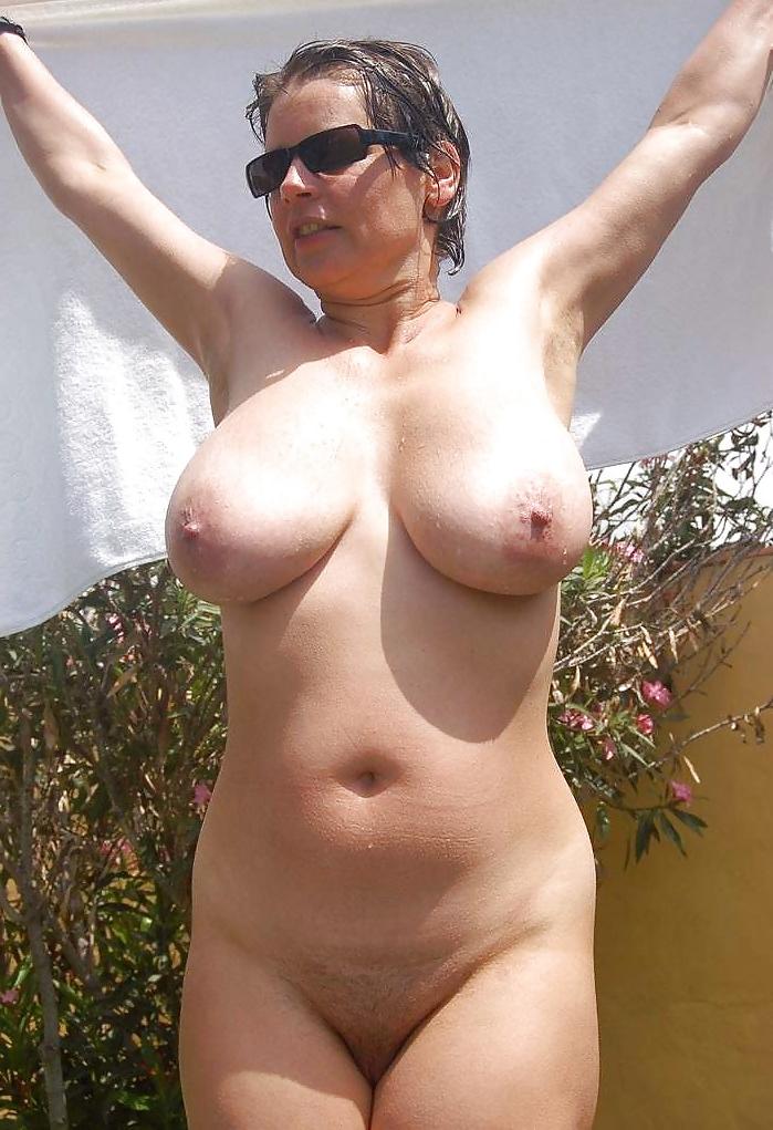 Nude german mature